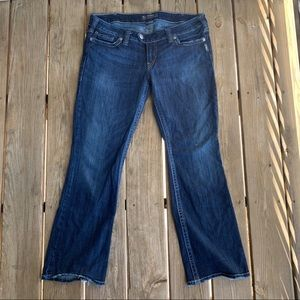 Silver Jeans Tuesday Bootcut Jeans Sz 34